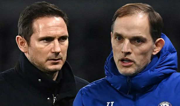 Thomas Tuchel: Lampard messaged me, Chelsea told me his sack wasn't my fault
