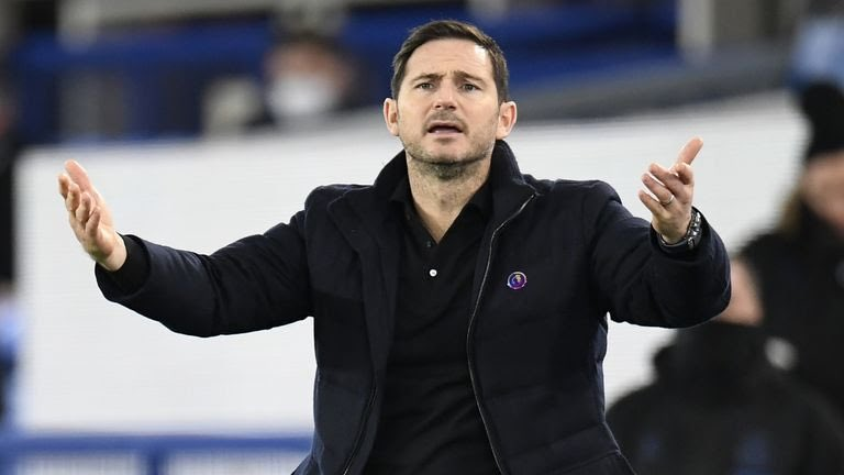 Frank Lampard issues new ban to his players