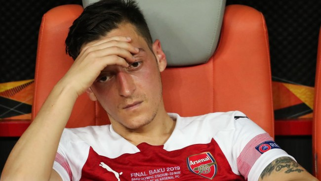 Mesut Ozil all but confirms Arsenal exit & Fenerbahce arrival on free transfer