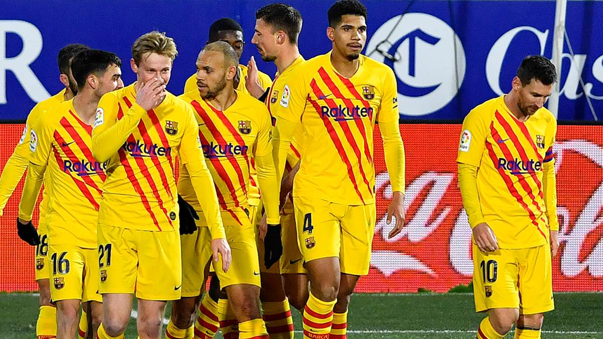 Barcelona in huge debt, owe 19 clubs £112million