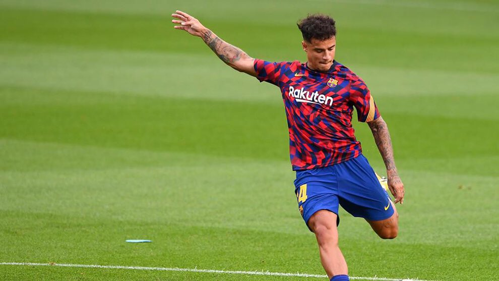 Barcelona 'will not play Philippe Coutinho' to avoid paying Liverpool £4.5m