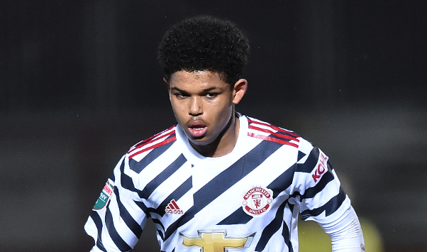 Solskjaer set to call up Man Utd star Shola Shoretire to first team