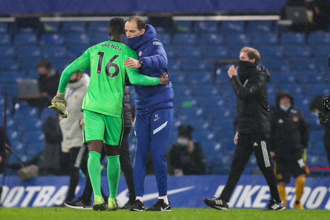Edouard Mendy discusses Tuchel's impact & 'fight' with Kepa