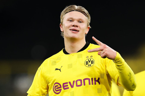 Roman Abramovich approves Chelsea bid to sign Erling Haaland