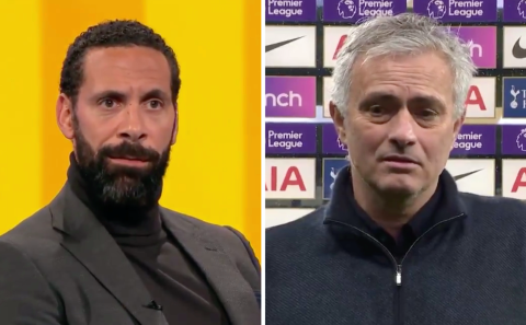 Rio Ferdinand lambasts Mourinho over 'excuses-filled interview' after Chelsea defeat