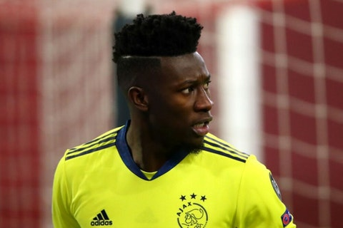 Andre Onana handed one year ban from all football activities after failing drugs test