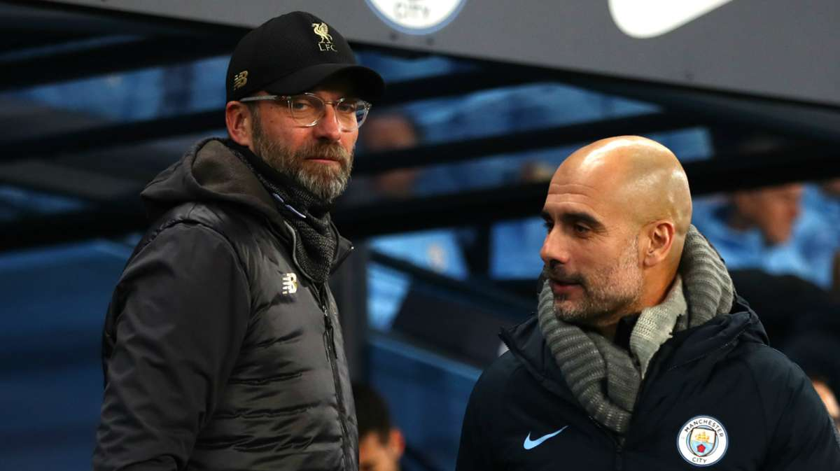Furious Guardiola fires back at Klopp over 'two weeks break' comment