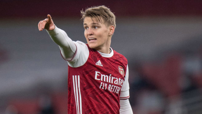 Odegaard opens up on permanent Arsenal move & his relationship with Arteta