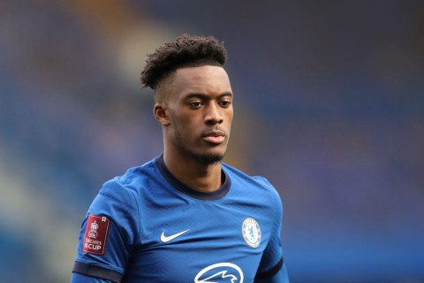 Hudson-Odoi reveals Chelsea's main aims for the rest of the campaign