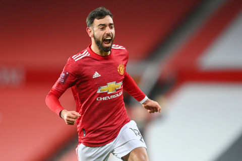 Man Utd to pay £4m if Bruno Fernandes wins PFA Player of the Year award