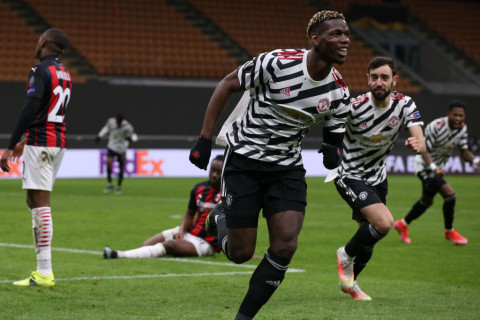 Scholes suggests new role for Pogba after Man Utd win over AC Milan