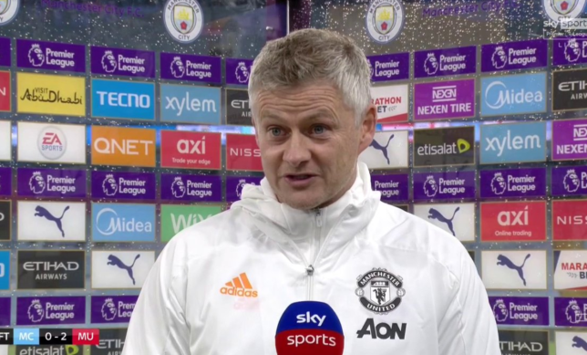 Solskjaer singles out 'absolutely superb' Anthony Martial after Man Utd win