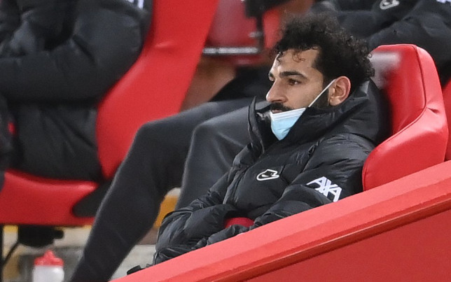 Mo Salah's agent angers Liverpool supporters with tweet during Chelsea defeat