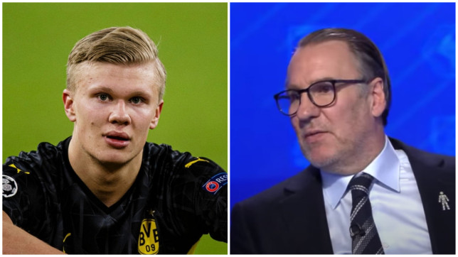 Merson explains why Haaland will be unwilling to join Chelsea