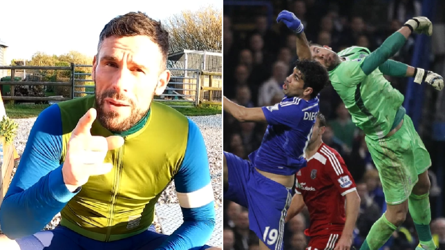 Ben Foster brands Diego Costa a 'filthy little rat' & calls Matic a 'sicko'