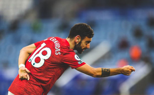 Bruno Fernandes trolls Man Utd star over lack of goals