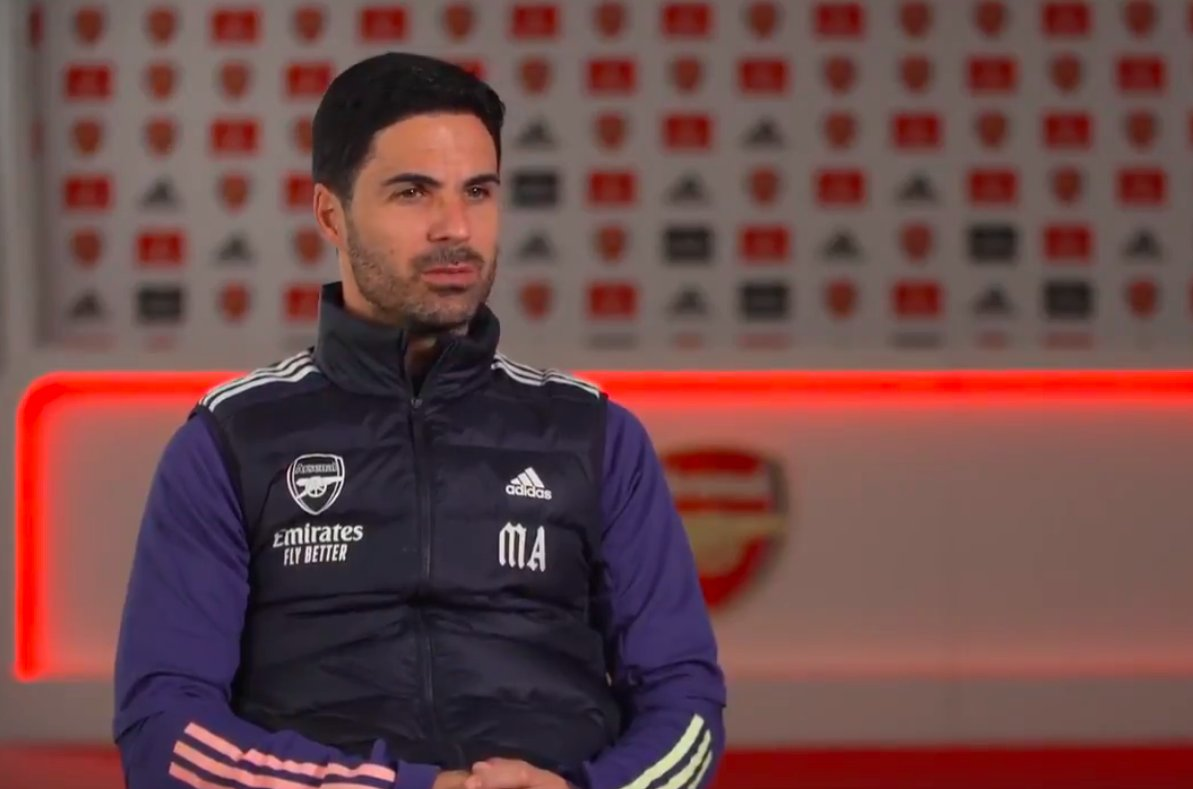 Mikel Arteta sends warning to Arsenal players over reunion with Unai Emery