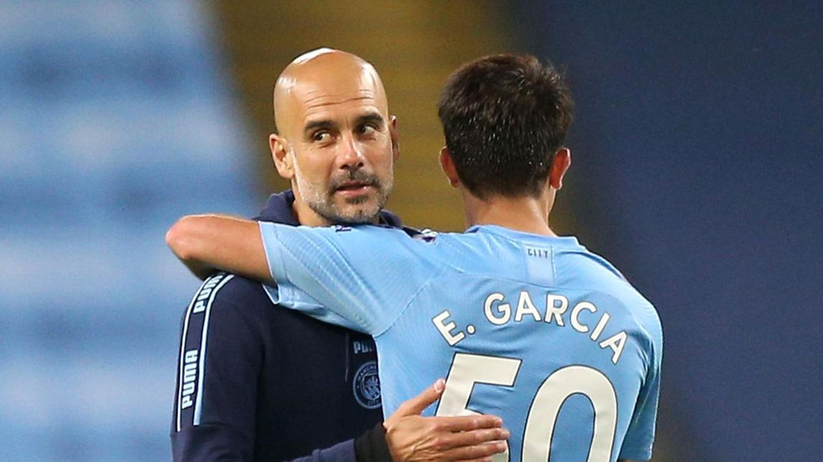 Guardiola confirms Man City defender will join Barcelona after Carabao Cup win