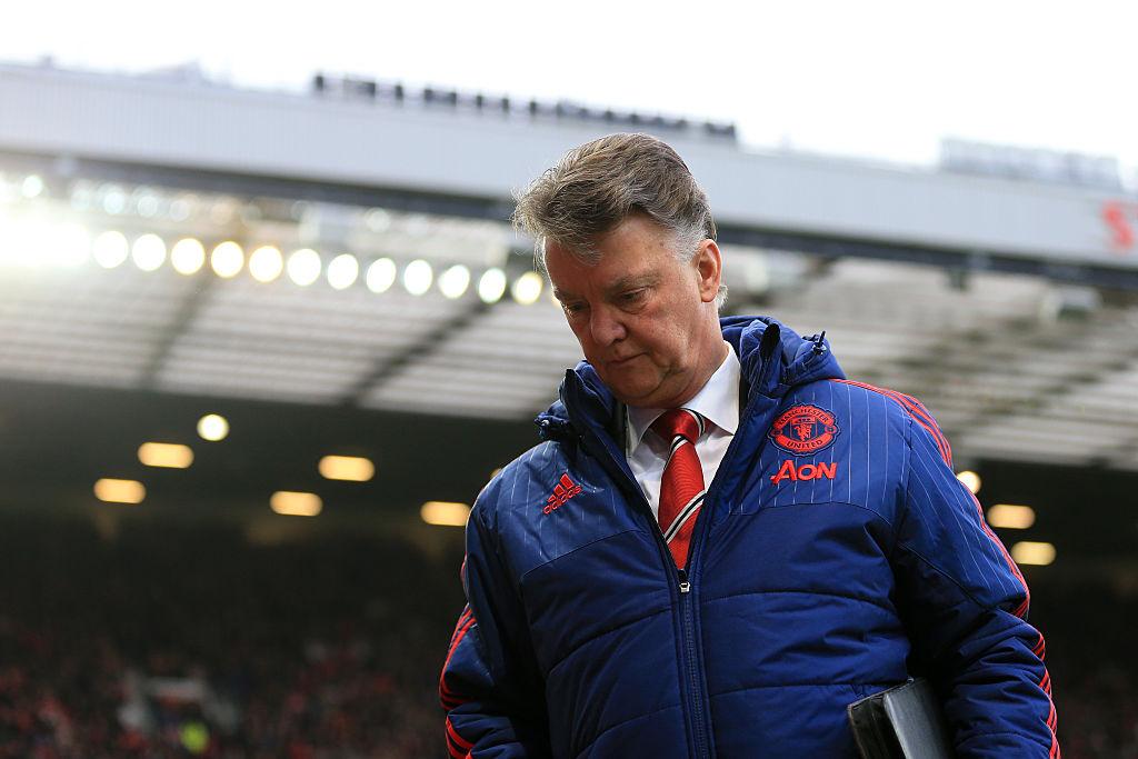 Van Gaal names 10 transfer targets he missed out on at Man Utd