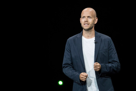 Spotify CEO on Arsenal