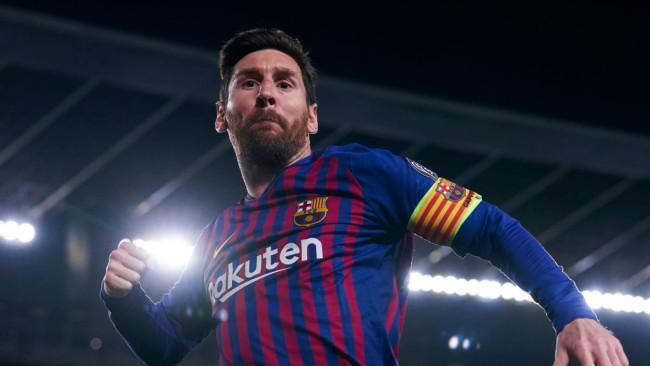 Man Utd star reveals Lionel Messi rejected his shirt swap request