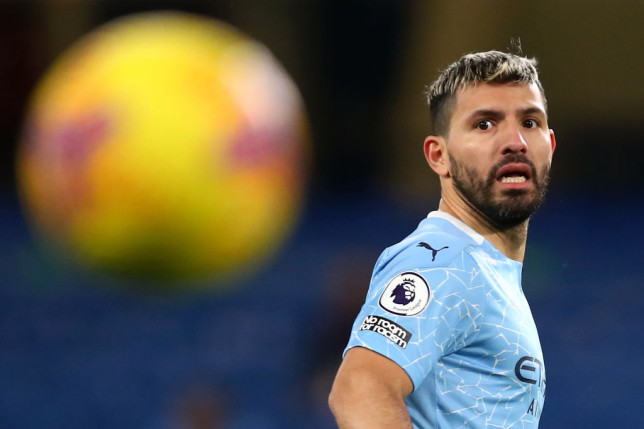 Guardiola opens the door for Sergio Aguero to complete Chelsea transfer