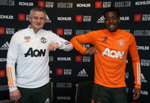 Man Utd add Anthony Elanga