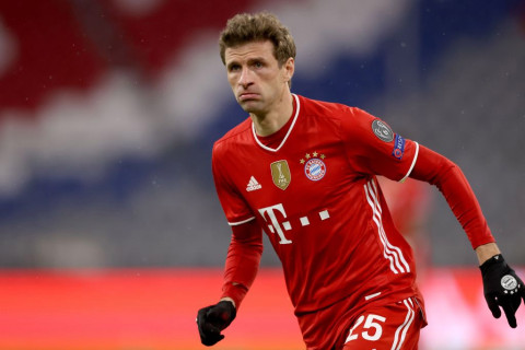 Muller gives blunt verdict on quality of teams in the Premier League