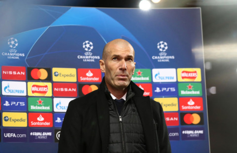 Zidane speaks out on facing Chelsea in Champions League semi-final