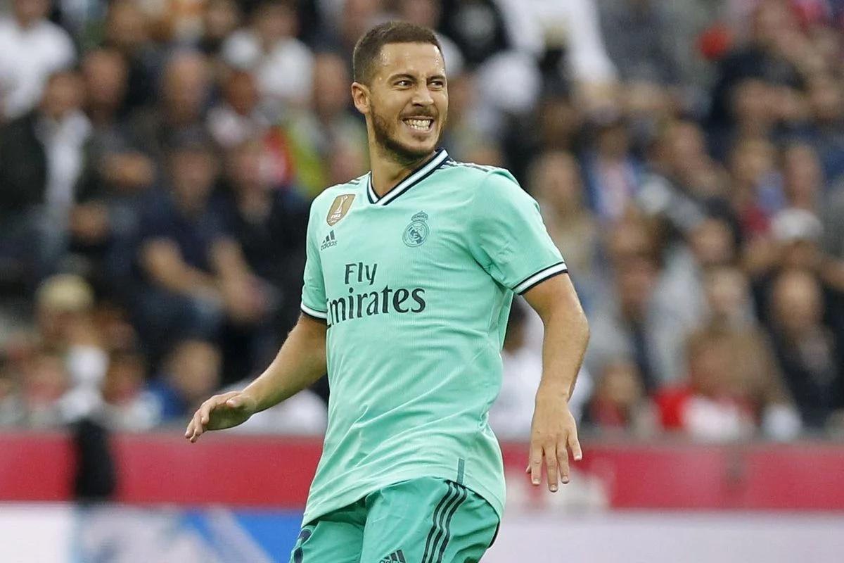 Eden Hazard sends warning to Chelsea ahead of second-leg with Real Madrid