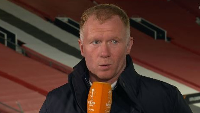 Scholes slams Man Utd star for 'contributing nothing' in Roma win
