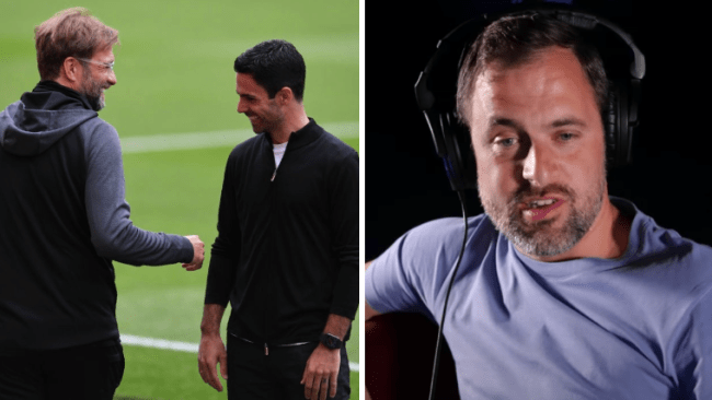 Chelsea hero Joe Cole predicts the outcome of Arsenal's clash with Liverpool