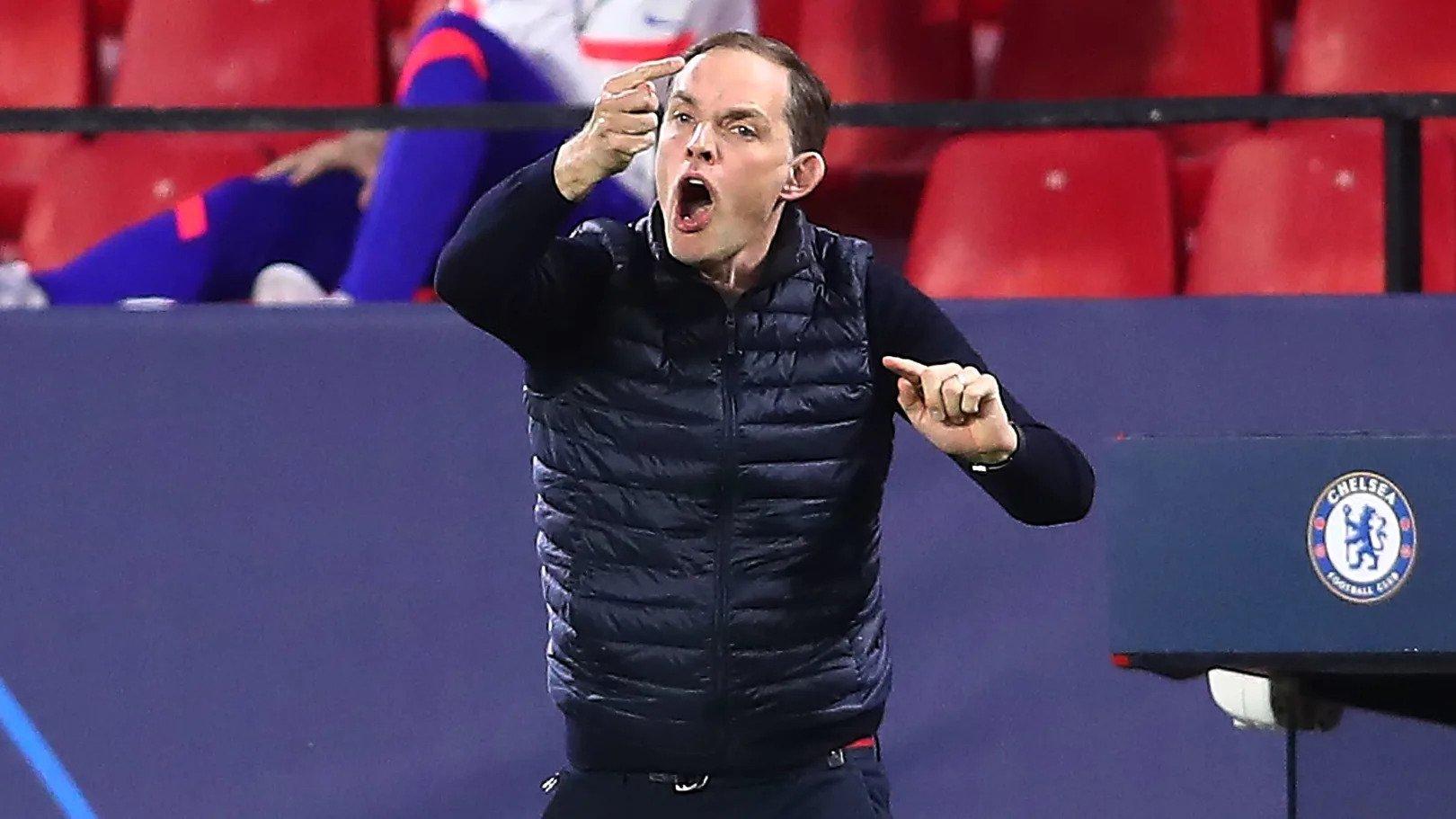 Tuchel reveals Chelsea's preferred Champions League semi-final opponent