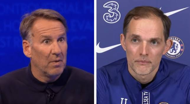 Merson reveals Tuchel mistake that made Chelsea 'shoot themselves in the foot'