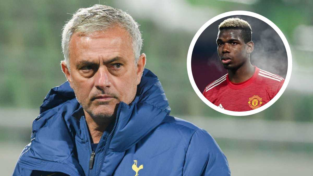 Mourinho hits back at Paul Pogba's criticism of his coaching at Man Utd