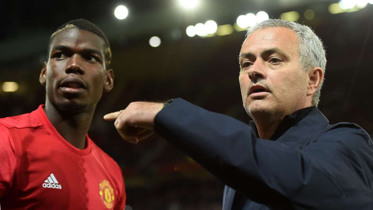'He went against the players' – Paul Pogba blasts Jose Mourinho