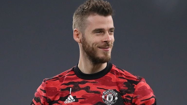 David De Gea clashes with Solskjaer over Henderson