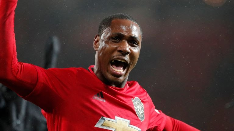 'You were unfair to me at Man Utd' – Odion Ighalo hits out at Solskjaer