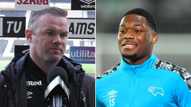 Derby boss Wayne Rooney confirms Man Utd agreement over Teden Mengi
