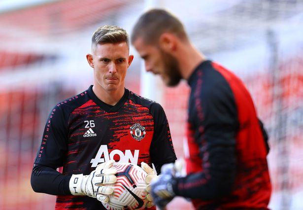 Solskjaer 'makes choice' on Man Utd goalkeeper for Europa League final
