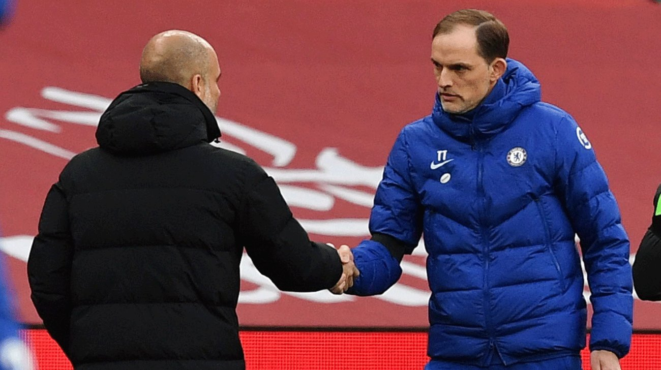 Guardiola fires warning to Tuchel ahead of Champions League final after 2-1 defeat