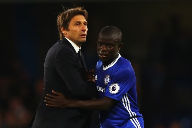 How Antonio Conte stopped N'Golo Kante from joining Arsenal