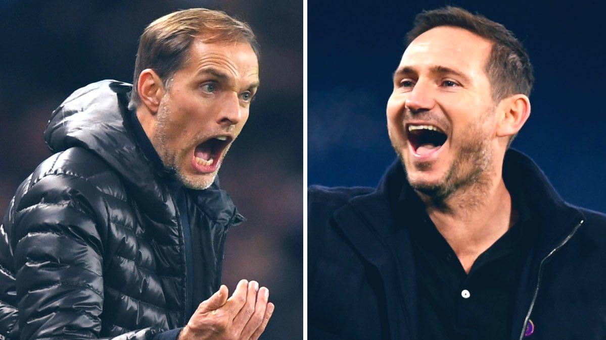 Thomas Tuchel sends class message to Frank Lampard