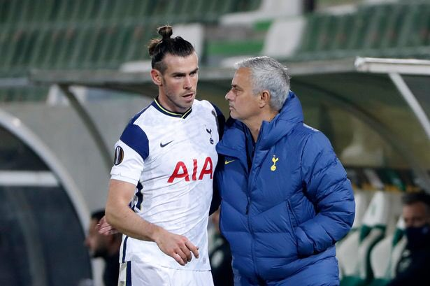 Gareth Bale aims dig at Mourinho after Sheffield hat-trick