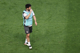 Man City suffer injury scare as key player leaves training before UCL final