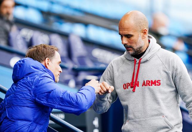 Man City v Chelsea: Joe Cole & Hargreaves makes Champions League final predictions