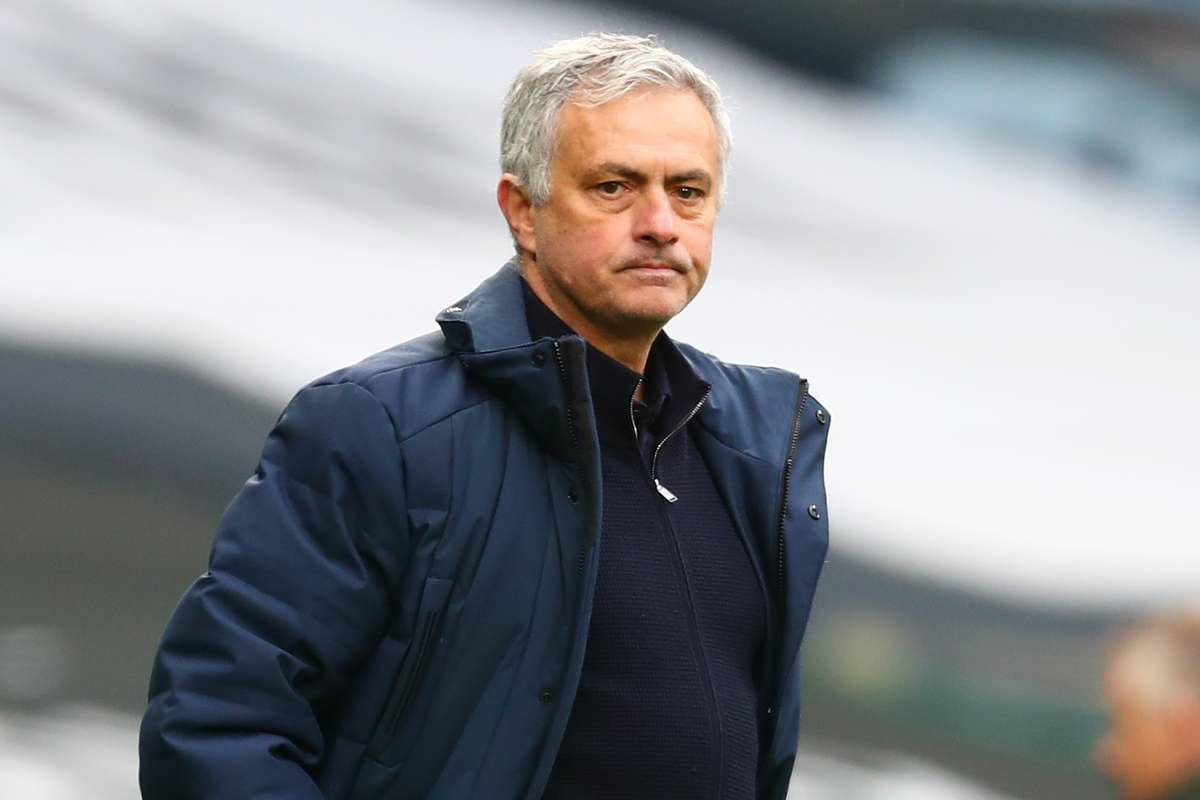 Jose Mourinho reveals the only defeat in his career that made him cry