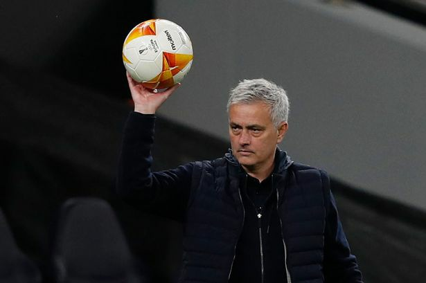 Mourinho breaks his silence after signing 3-year Roma deal following Tottenham exit
