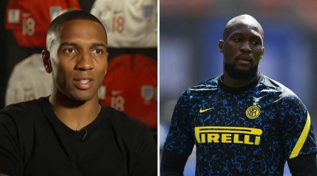 Ashley Young hits out at Man Utd for selling Lukaku