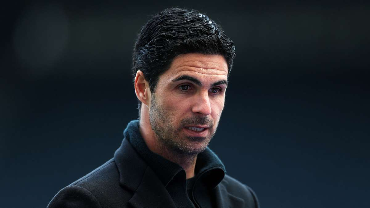 Mikel Arteta vows to carry out 'ruthless' Arsenal overhaul this summer